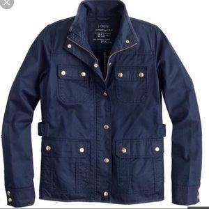 J crew factory field jacket